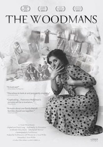 "Francesca Woodman - Poster for the 2011 film The Woodmans including part of ""Polka Dots"" photograph"