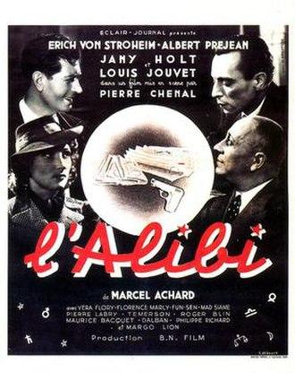 The Alibi (1937 film) - Image: The Alibi (1937 film)