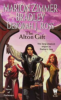 <i>The Alton Gift</i> book by Marion Zimmer Bradley