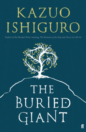 The Buried Giant - UK first-edition cover