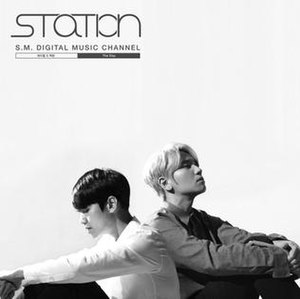 The Day (K.Will and Baekhyun song) - Image: The Day Cover