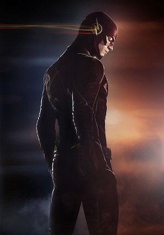 Flash (Barry Allen) - Grant Gustin as Barry Allen / The Flash in The CW network television series, The Flash.