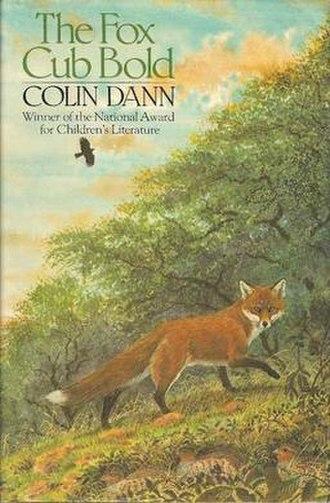 The Fox Cub Bold - First edition