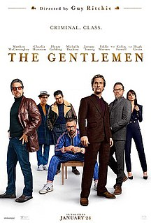 <i>The Gentlemen</i> (2019 film) 2019 film directed by Guy Ritchie