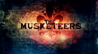 <i>The Musketeers</i> 2014 BBC television drama series