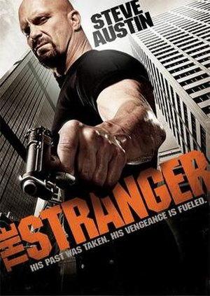 The Stranger (2010 film) - DVD cover