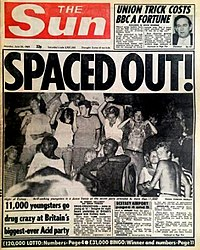 The Sun newspaper Spaced Out 1989.jpg