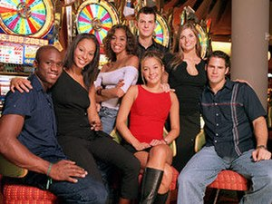 The Real World: Las Vegas - The cast of The Real World: Las Vegas