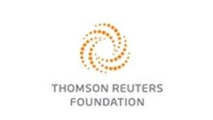 Thomson Reuters Foundation - Image: Thomson Reuters Foundation logo