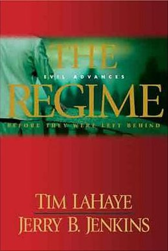 The Regime (novel) - First edition cover