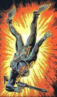 Torpedo (<i>G.I. Joe</i>) Fictional character in the G.I. Joe universe