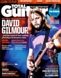 <i>Total Guitar</i> magazine