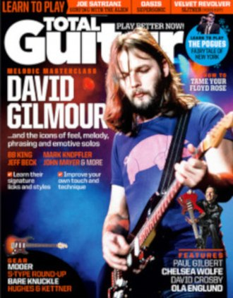 Total Guitar - Image: Total Guitar December 2018 cover