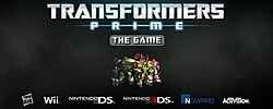 Transformers - Prime - The Game.jpg