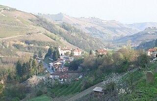 Trezzo Tinella Comune in Piedmont, Italy
