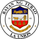 Official seal of Tubao