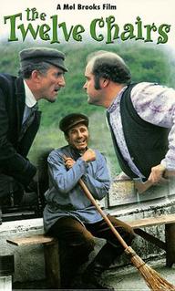<i>The Twelve Chairs</i> (1970 film) 1970 American comedy film by Mel Brooks