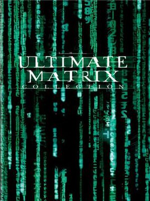 The Matrix (franchise) - The Ultimate Matrix Collection cover