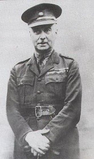 William John English - Lt Col Wm J English VC