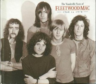 <i>The Vaudeville Years</i> 1998 compilation album by Fleetwood Mac