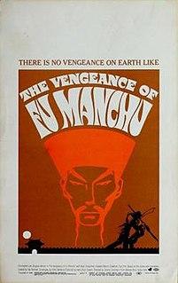 <i>The Vengeance of Fu Manchu</i> 1967 film by Jeremy Summers