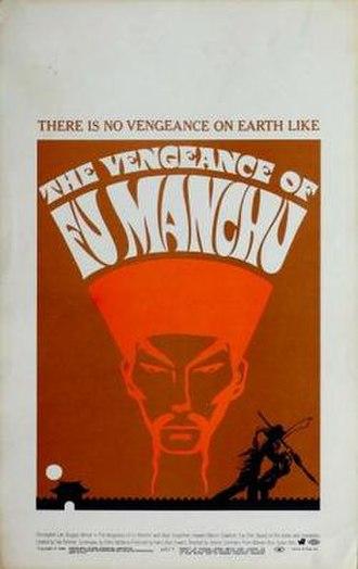 The Vengeance of Fu Manchu - Image: Vengeanceoffumanchu