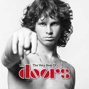 The Very Best of The Doors (2007 album) - Image: Very Bestofthe Doors 2007