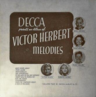 Victor Herbert Melodies, Vol. 2 - Image: Victor Herbert Melodies, Vol. 2 (78 image)