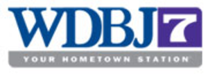 "WDBJ - Longtime WDBJ logo, used from the 1970s until late July 2012.  The ""7"" in the current logo is based on this classic logo, enhanced for HD."