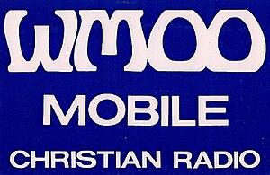 WXQW - Early WMOO branding