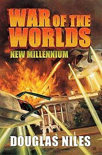 <i>War of the Worlds: New Millennium</i> book by Douglas Niles
