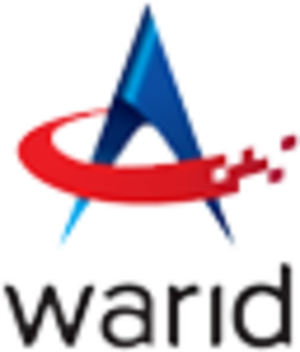 Warid Telecom - Image: Warid logo