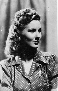 Joy Shelton British actress (1922-2000)
