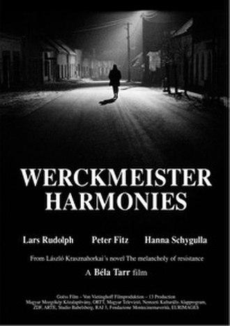 Werckmeister Harmonies - Theatrical release poster
