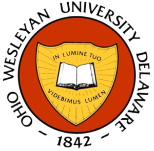 Ohio Wesleyan University - Shield of Ohio Wesleyan University