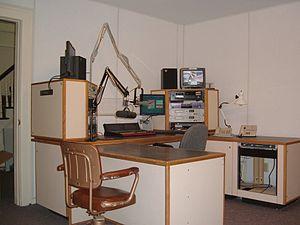 WHWS-LP - The WHWS Air Studio