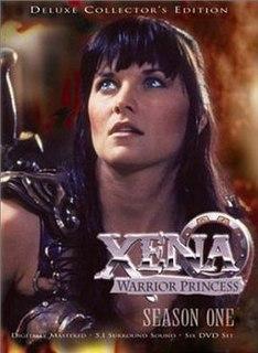 <i>Xena: Warrior Princess</i> (season 1) Season of television series
