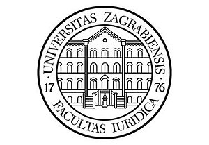 Faculty of Law, University of Zagreb - Image: Zagreb Faculty of Law logo