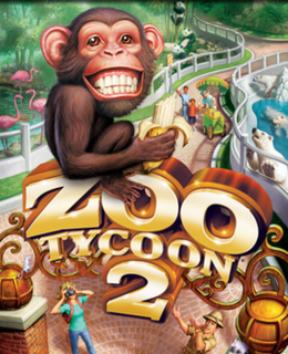 <i>Zoo Tycoon 2</i> 2004 business simulation video game