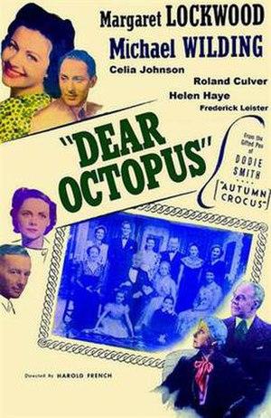 """Dear Octopus (film) - Image: """"Dear Octopus"""" (1943 film)"""