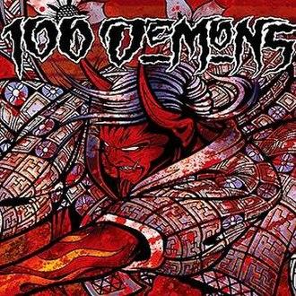 100 Demons (album) - Image: 100demons(album)