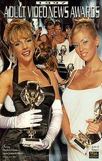 14th AVN Awards 1997 American adult industry award ceremony