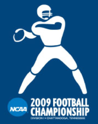 NCAA Division I Football Championship - Logo for the 2009 NCAA Division I Football Championship Game.