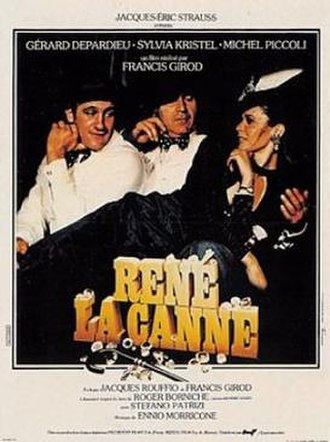 Rene the Cane - Image: 600full rene the cane poster
