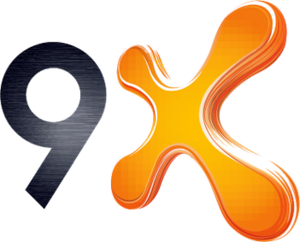 9X (TV channel) - Image: 9X logo