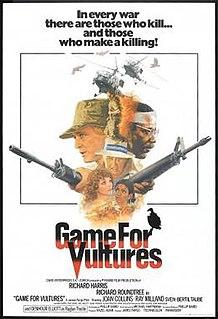 <i>Game for Vultures</i>