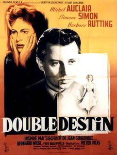 <i>A Double Life</i> (1954 film) 1954 film by Victor Vicas