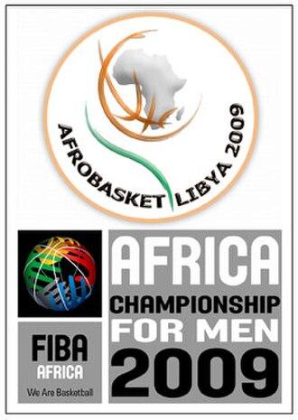 AfroBasket 2009 - Image: Afro Basket 2009 logo