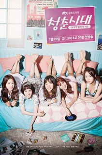 <i>Hello, My Twenties!</i> 2016 South Korean TV series