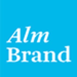 Alm. Brand - Image: Alm. Brand logo